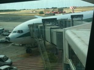 Alitalia volo Roma-Tokyo