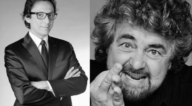 Tra Marco Camisani Calzolari, Beppe Grillo e la Rete tutti parlano ma nessuno ascolta