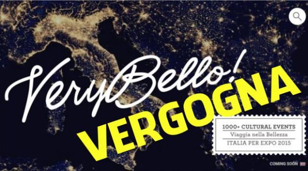 VeryBello.it un'offesa alla competenza e alla creatività digitale italiana
