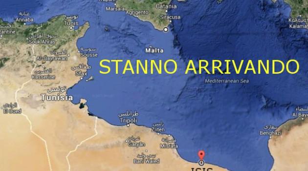Cari giovani italiani ecco a voi l'ISIS e la perdita della vostra libertà