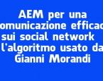 L'algoritmo AEM di Gianni Morandi per la comunicazione digitale