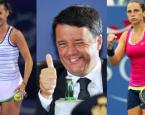 Tra Pennetta e Vinci lo schiaffo di Renzi al meridione d'Italia